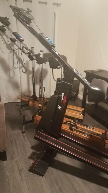 NordicTrack  900 Professional Ski Machine / Treadmill