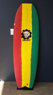 Vampirate 5'8 XF Gravedigger Surfboard Sutherland Sutherland Area Preview