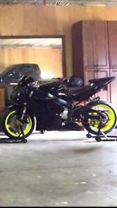 One of a kind Yamaha R1