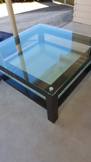 Solid Good Quality Coffee Table 1000mm × 1000mm