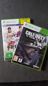 Call of Duty Ghosts Fifa 15 Xbox 360 Gympie Gympie Area Preview