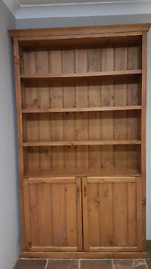 **SOLD pending**Solid Baltic Pine Tall Bookshelf **great cond** Forrestfield Kalamunda Area Preview