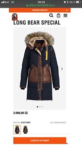 Parajumpers Long Bear Special edition for women XS