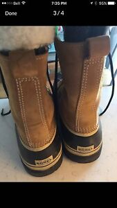 Sorel boots size 13 used only 2 times
