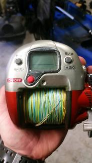 Electric Fishing Reel