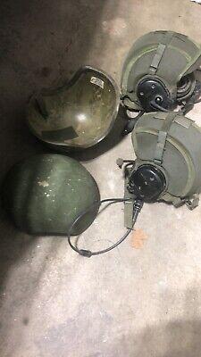 cvc tanker helmet with liner