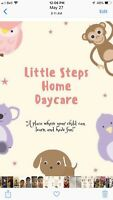 Little step home daycare