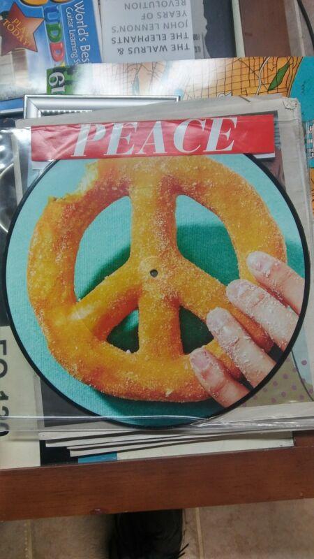 """Peace Live Record, World Pleasure 45rpm 12"""""""