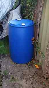 X3 200ltr storage drums Cockburn Peterborough Area Preview