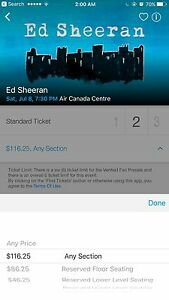***BEWARE***  Ed Sheeran Toronto Tickets