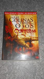 DVD-LAS-COLINAS-TIENEN-OJOS-THE-HILLS-HAVE-EYES