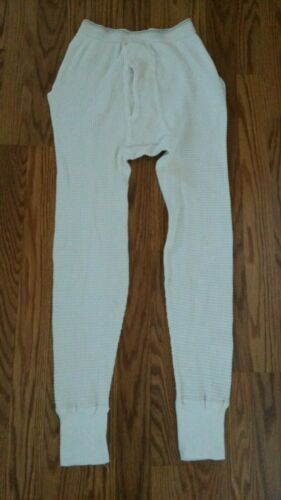 Rare Vintage Derby Brand Underwear thermal pants long johns Union Made workwear