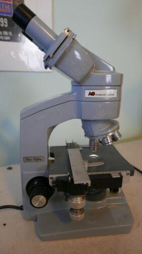 American Optical One-sixty 160 Microscope