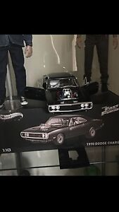 fast and the furious 1970 Dodge Charger Hot wheels Elite Series Forest Lake Brisbane South West Preview