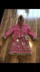 Size 10 girls winter jacket