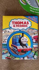 Thomas floor puzzle and book bundle Westmead Parramatta Area Preview