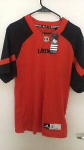 reputable site f61b3 5a0b2 BC Lions Men s New Era Home Jersey