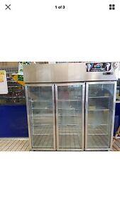 3 door commercial fridge Coomera Gold Coast North Preview