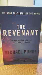 The revenant by Michael Punke Tuart Hill Stirling Area Preview