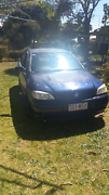 2001 Holden Astra Hatchback Toowoomba Toowoomba City Preview