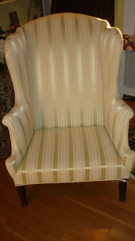 Queen Ann Period Chair 1730-1750-lovely