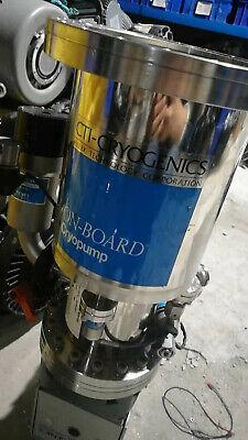 Cti-cryogenics On-board 6 Cryopump 6 O.d.