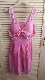 Pink Hellbunny dress Bracken Ridge Brisbane North East Preview