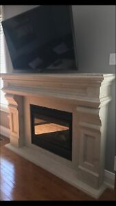 Fireplace mantels ** stone special