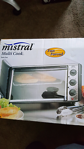 Mistral multi cook Toaster Oven Lynbrook Casey Area Preview