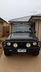 1997 Nissan Patrol Ute Armstrong Creek Geelong City Preview