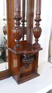 Victorian Fireplace Overmantle