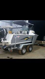 2010 Quintrex  Spirit 5.6m Boat Mareeba Tablelands Preview