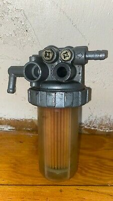 John Deere 655 Fuel Filter Assembly Am875142  Tl