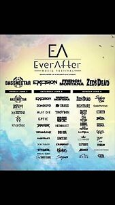 2 GA Ever After Tickets