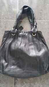 Faith leather handbag Port Noarlunga Morphett Vale Area Preview