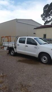Toyota Hilux SR DUAL CAB Ute Marleston West Torrens Area Preview