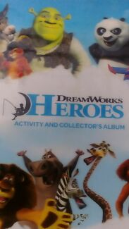 Wanting to trade dreamworks cards Christies Beach Morphett Vale Area Preview