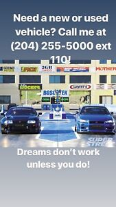 I CAN HELP YOU GET YOUR DREAM CAR!