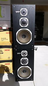 Yamaha speakers Koondoola Wanneroo Area Preview