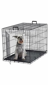 36 in metal dog crate