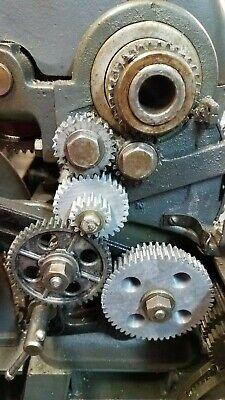 New Atlas Craftsman 10 12 Lathe Metric Transposing Gear Bronze Bushed Abs