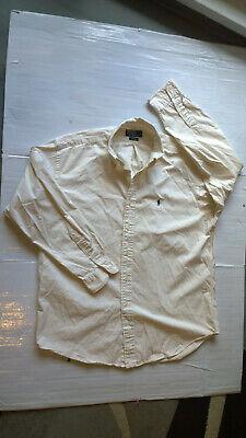 (11-138) Polo-Ralph Lauren gr.L Herren Hemd  ;-) Jetzt Kauf oder Vorschlag