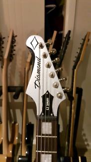 Diamond Maverick LT telecaster guitar