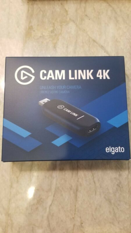 Elgato Cam Link 4K Capture Device