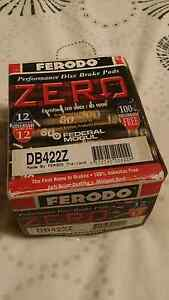 FERODO DB422Z TOYOTA REAR BRAKE PADS Craigmore Playford Area Preview