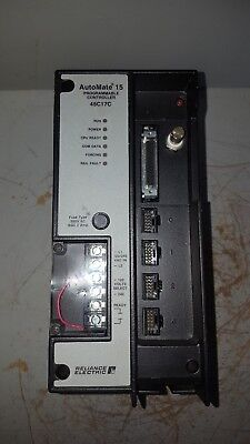 Reliance Electric Automate 15 Programmable Controller, 45C17C, B02803-4SZC NQ