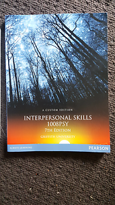 Interpersonal Skills 1008PSY 7th Edition Drewvale Brisbane South West Preview