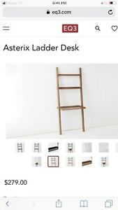 EQ3 Astrix ladder desk