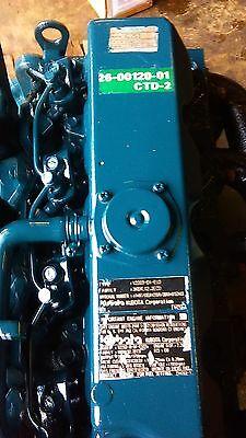 Moffett Forklift Diesel Engine - Used