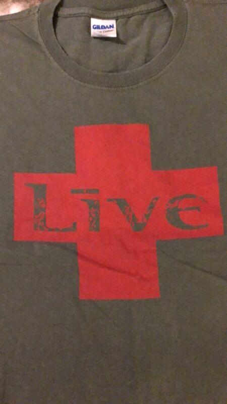 Live 'Throwing Copper' Shirt. Men's L.